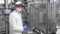 Covid Keeping Safe on Factory Floor
